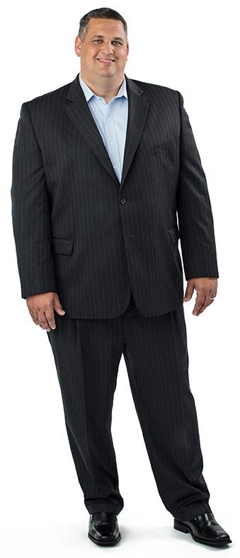 Lee Korn portrait